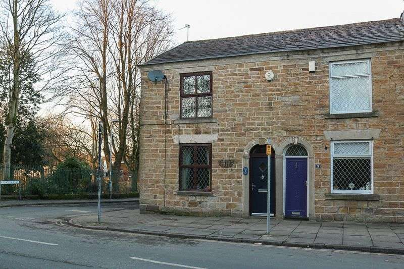 Property for sale in Church Street, Bolton