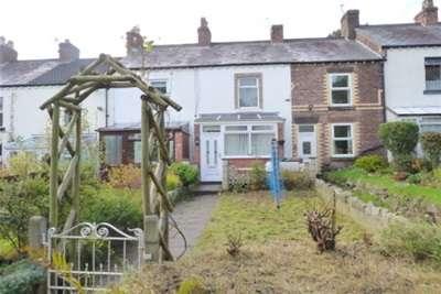 2 Bedrooms Terraced House for rent in Mersey View, Bebington