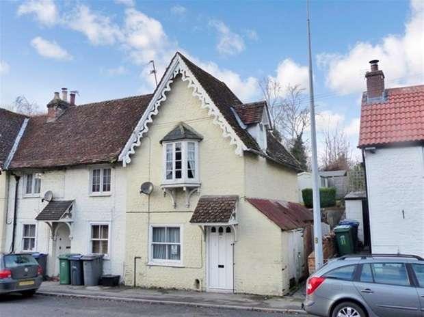 1 Bedroom Terraced House for sale in Portway, Warminster