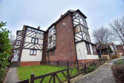 2 Bedrooms Flat for sale in Bradwell Road, Newcastle Upon Tyne, Tyne and Wear, NE3
