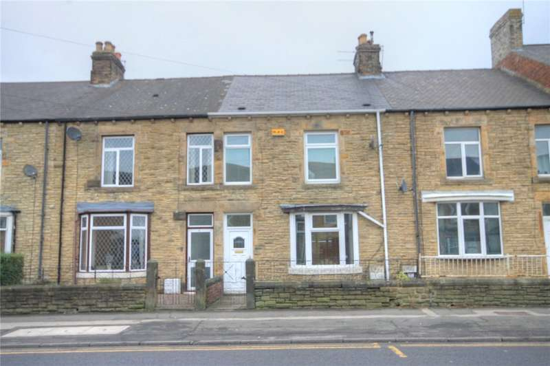 3 Bedrooms Terraced House for sale in Durham Road, Annfield Plain, Stanley, DH9