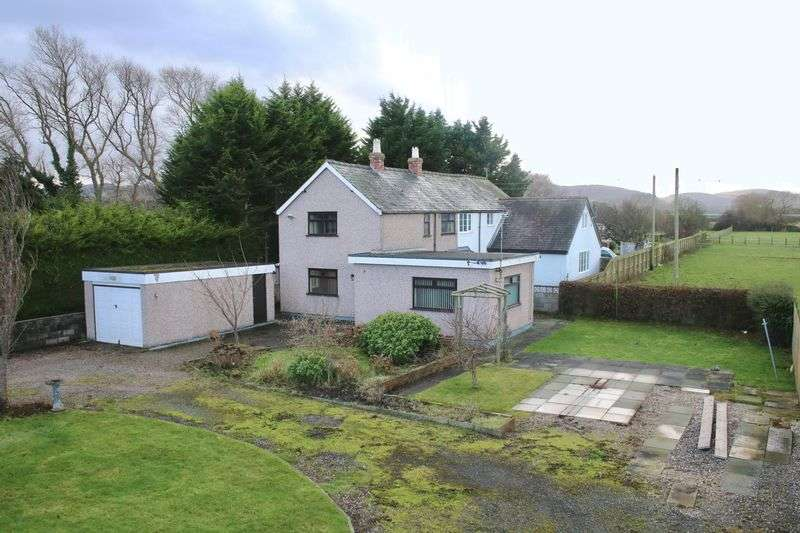 2 Bedrooms Semi Detached House for sale in Borth Crossroads, Abergele