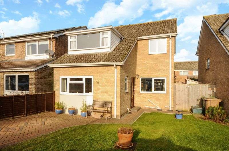 4 Bedrooms Detached House for sale in Virginia Way, Abingdon