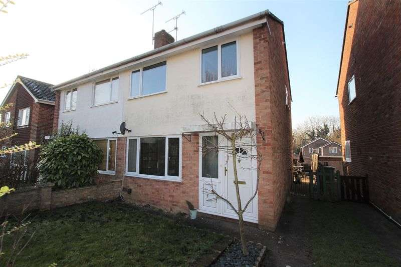 3 Bedrooms Semi Detached House for sale in Manor Walk, Thornbury