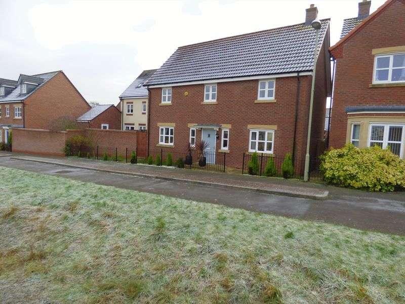 4 Bedrooms Detached House for sale in Uxbridge Lane Kingsway, Quedgeley, Gloucester