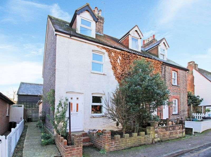 2 Bedrooms Terraced House for sale in Hever Road, Edenbridge