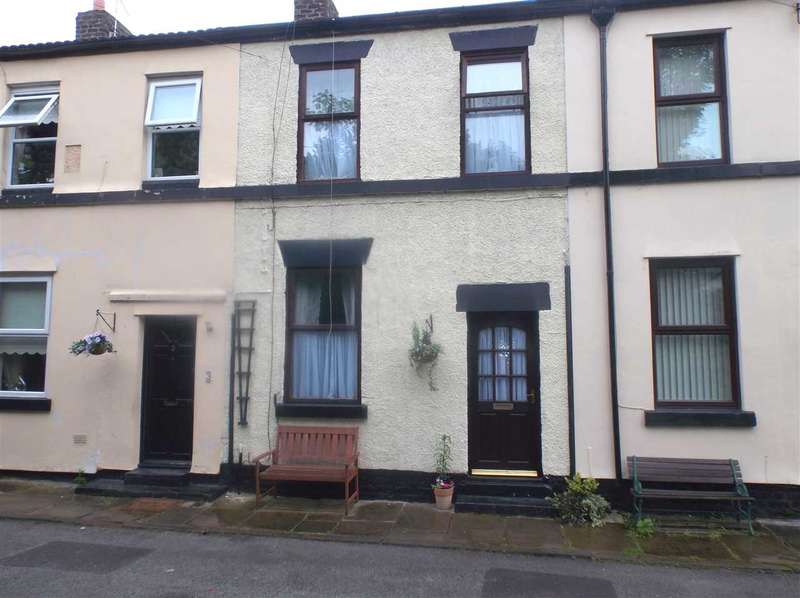 2 Bedrooms Terraced House for sale in Anderton Terrace, Huyton, Merseyside