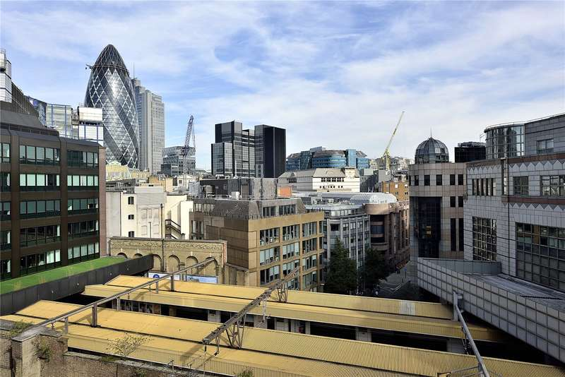 1 Bedroom Flat for sale in One Pepys Street, City Of London, EC3N