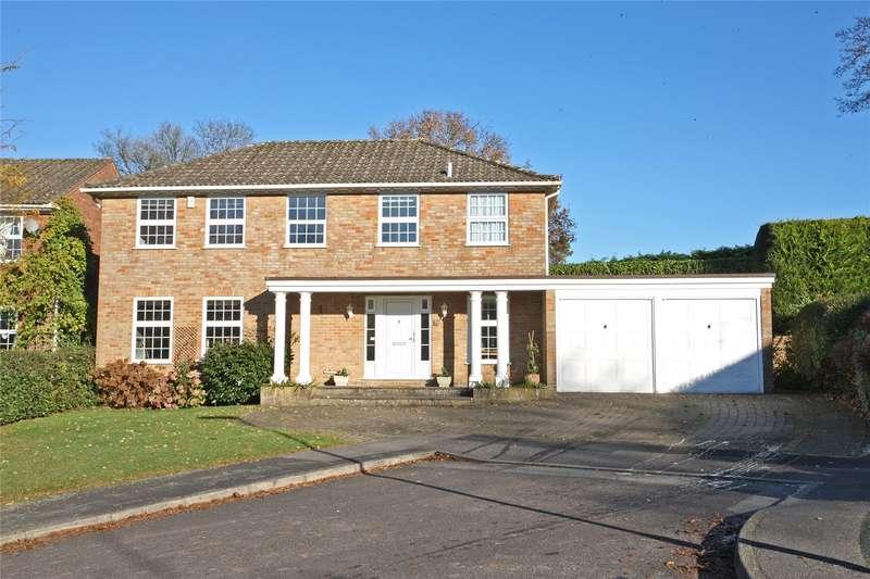 4 Bedrooms Detached House for sale in Parkhurst Fields, Churt, Farnham, Surrey, GU10