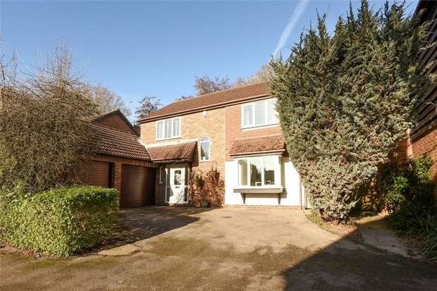 3 Bedrooms Detached House for sale in The Junipers, WOKINGHAM, Berkshire