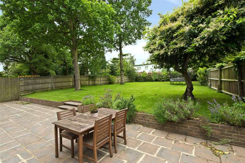 5 Bedrooms Semi Detached House for sale in Albert Drive, London, SW19