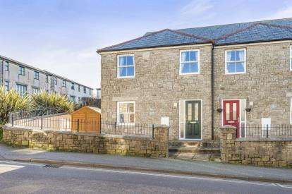 2 Bedrooms House for sale in Wesley Street, Redruth, Cornwall