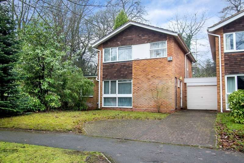 4 Bedrooms Semi Detached House for sale in Niall Close, Edgbaston, B15 3LU