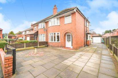 3 Bedrooms Semi Detached House for sale in Cedar Road, Great Sankey, Warrington, Cheshire
