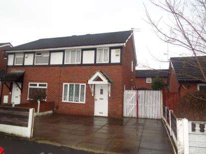 3 Bedrooms Semi Detached House for sale in Grecian Street, Salford, Manchester