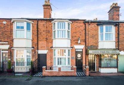 2 Bedrooms Terraced House for sale in Evesham Road, Stratford-Upon-Avon, Stratford Upon Avon, Warwickshire