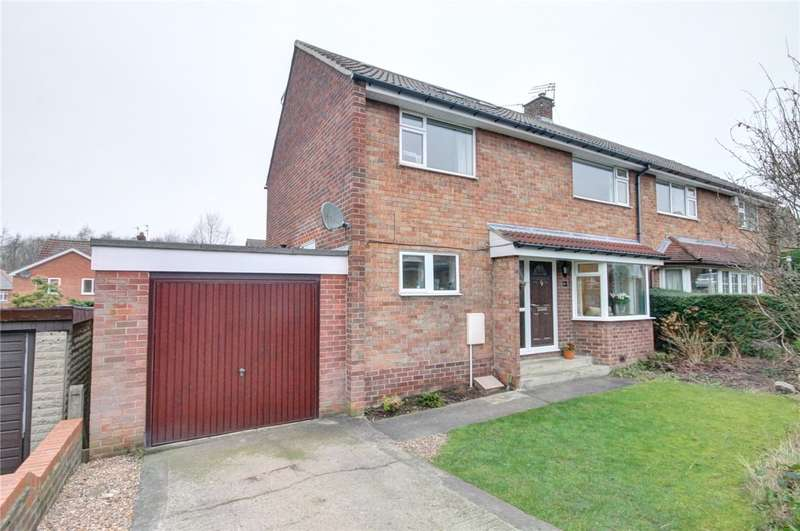 4 Bedrooms Semi Detached House for sale in Hastings Avenue, Merryoaks, Durham, DH1