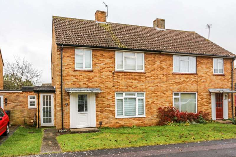 3 Bedrooms Semi Detached House for sale in Fitzcount Way, Wallingford