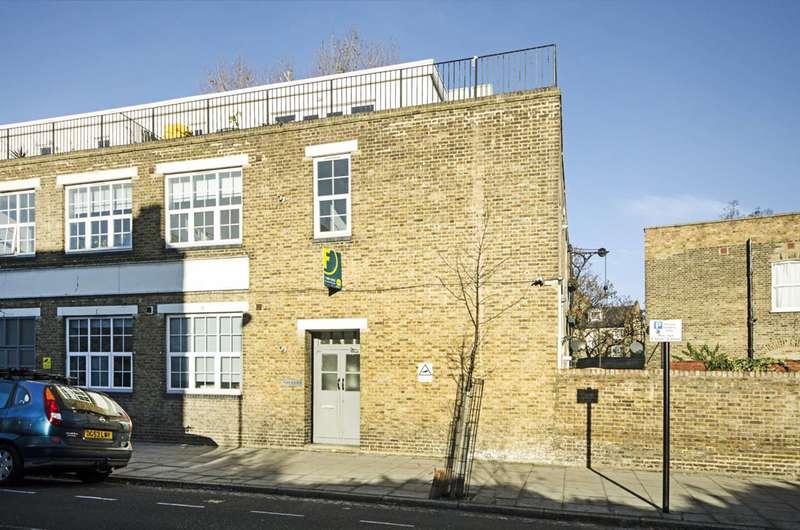 2 Bedrooms Flat for sale in Wilton Way, London Fields, E8