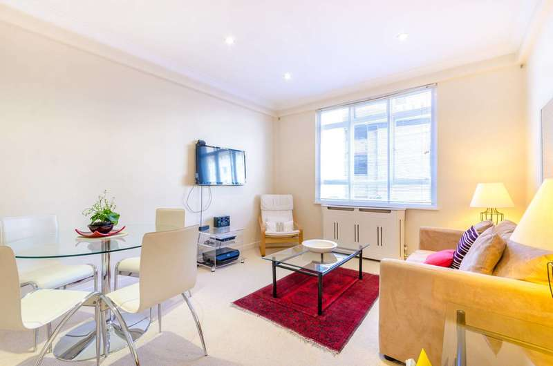 1 Bedroom Flat for sale in Palmer Street, St James's, SW1H