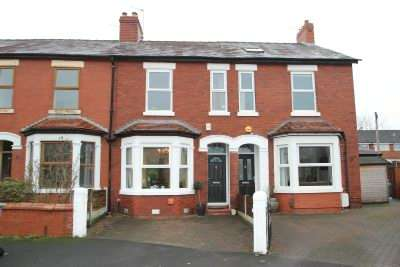 3 Bedrooms Terraced House for sale in Princes Road, Altrincham