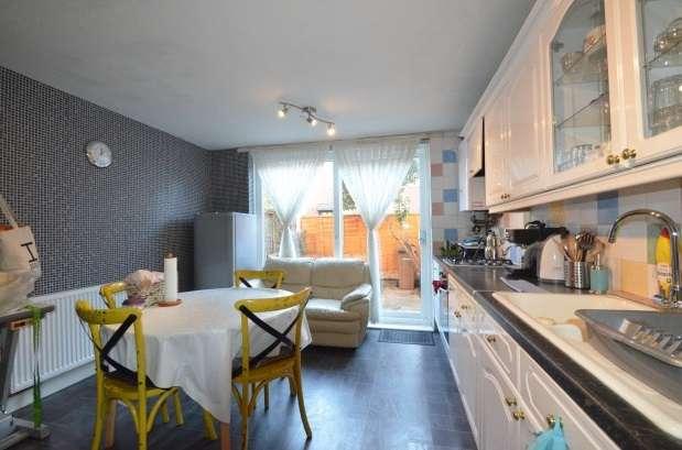 3 Bedrooms Terraced House for sale in Lyneham Walk, Clapton, E5