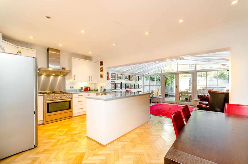 3 Bedrooms House for sale in Wycombe Place, Wandsworth, SW18
