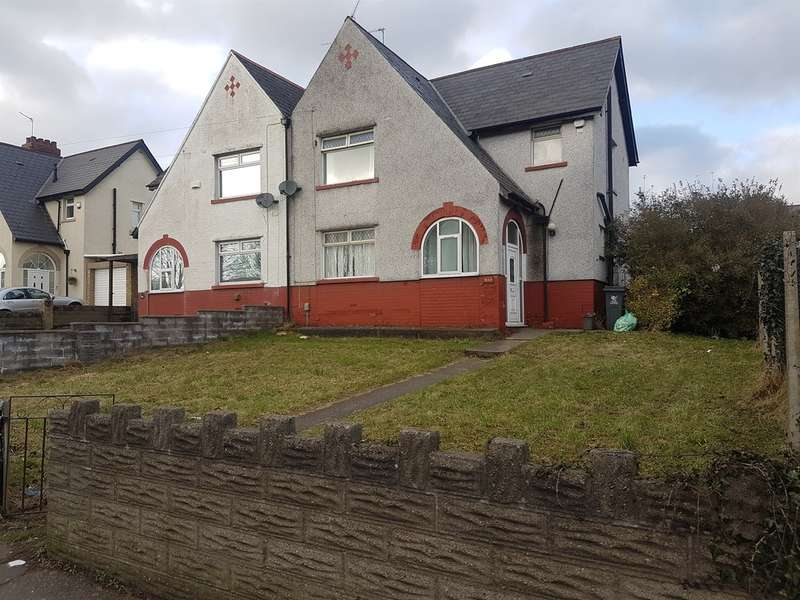 3 Bedrooms Semi Detached House for sale in Cowbridge Road West, Cardiff