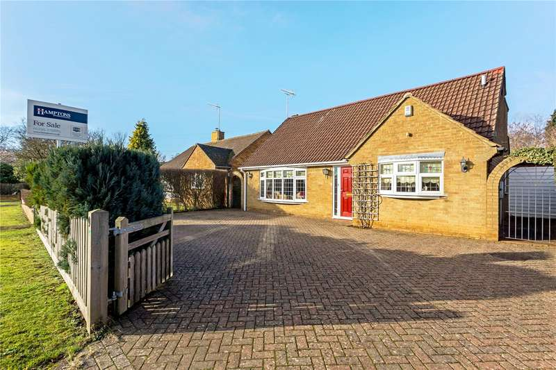 4 Bedrooms Detached House for sale in Margaret Road, Twyford, Banbury, Oxfordshire, OX17