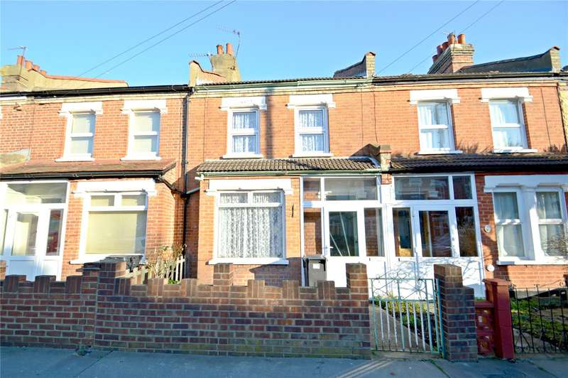 3 Bedrooms Terraced House for sale in Northway Road, Croydon