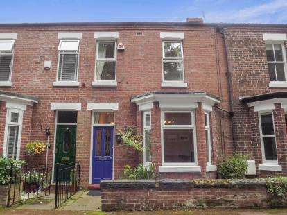 3 Bedrooms Terraced House for sale in Osborne Terrace, Sale, Greater Manchester, Cheshire