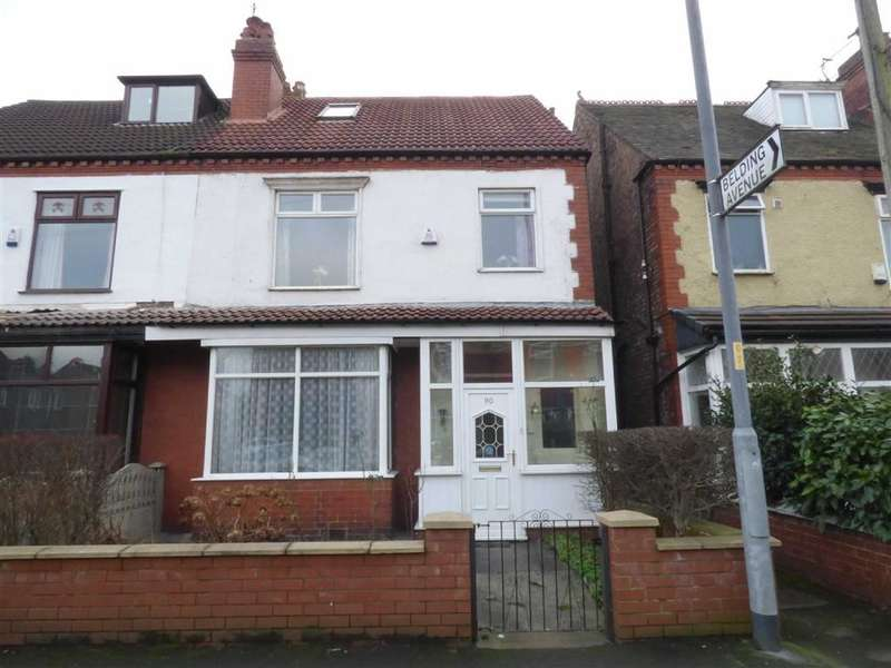 4 Bedrooms Property for sale in Belgrave Road, New Moston, Manchester, M40