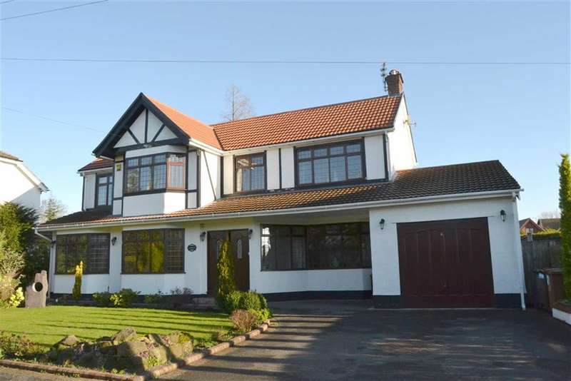 4 Bedrooms Property for sale in Crossdale Road, Bromborough, Wirral