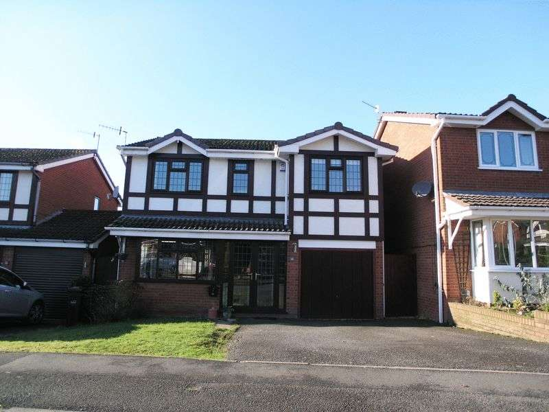 4 Bedrooms Detached House for sale in BRIERLEY HILL, Withymoor Village, The Grove