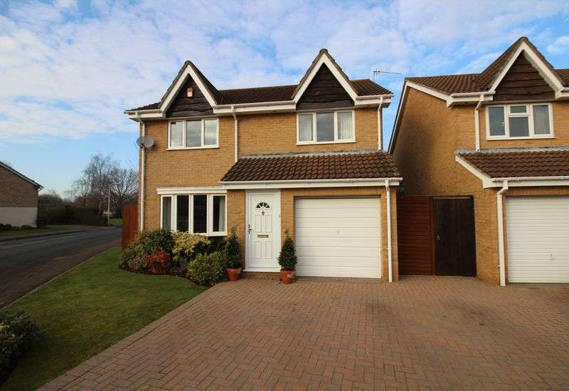 4 Bedrooms Detached House for sale in Trendlewood Way, Nailsea