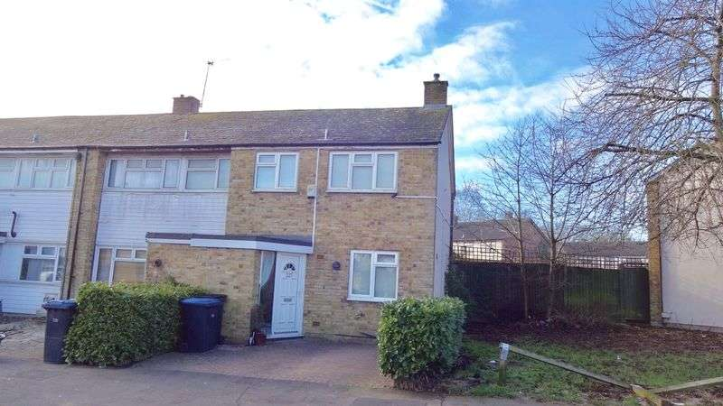 2 Bedrooms Terraced House for sale in Spencers Croft, Harlow
