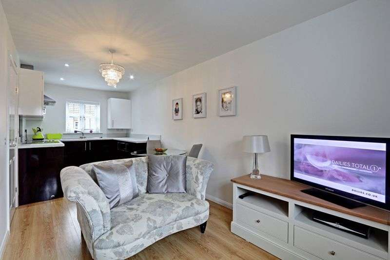 1 Bedroom Flat for sale in Northgate, Kingswood