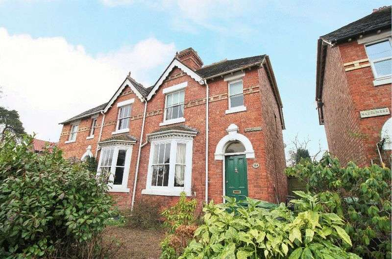 3 Bedrooms Semi Detached House for sale in Kidderminster Road, Bewdley