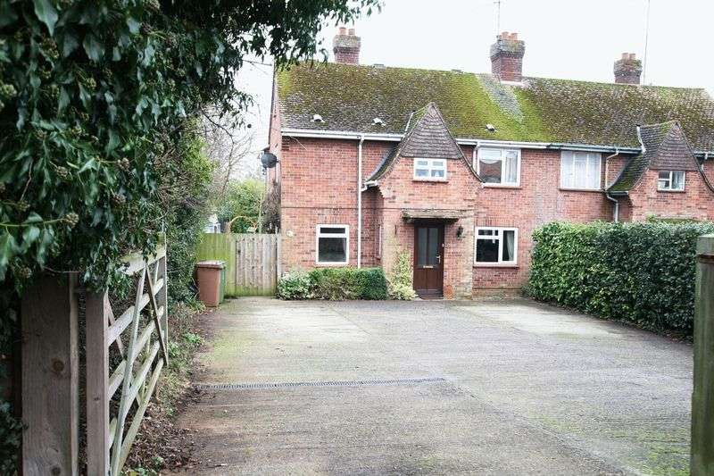 4 Bedrooms Semi Detached House for sale in Greenway Lane, Fakenham, NR21 8BZ