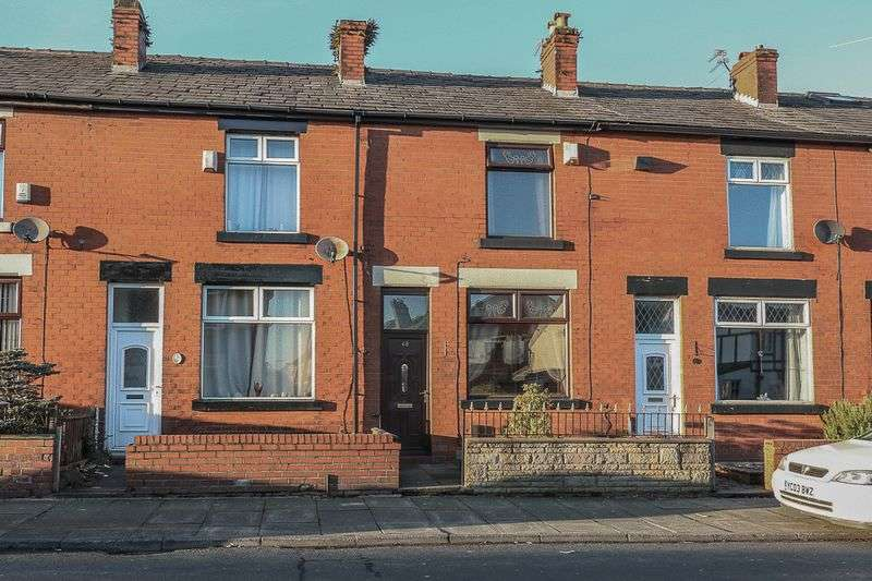 2 Bedrooms Terraced House for sale in Sapling Road, Bolton