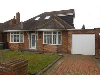 4 Bedrooms Detached Bungalow for sale in Westminster Road, Rushall