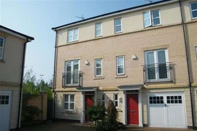 4 Bedrooms Semi Detached House for rent in The Quays, Castle Marina
