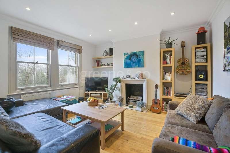 1 Bedroom Flat for sale in Dyne Road, Brondesbury Park, London, NW6