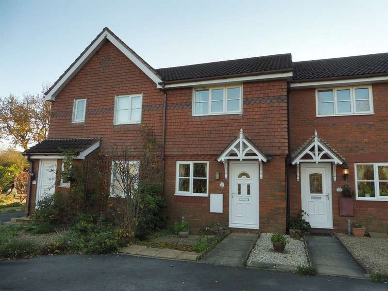 2 Bedrooms Link Detached House for sale in Burwell Close, Pontprennau, Cardiff