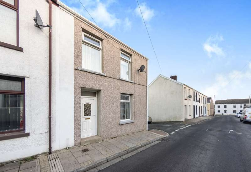 3 Bedrooms End Of Terrace House for sale in Unity Street, Aberdare