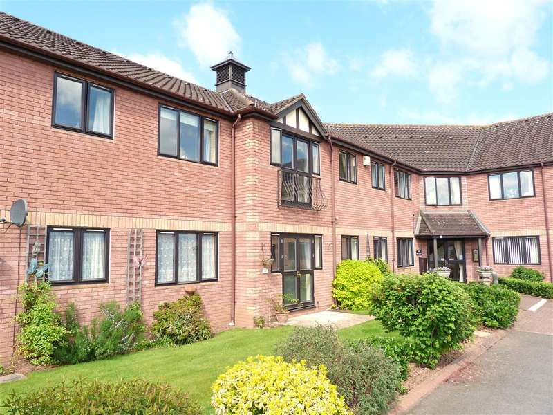1 Bedroom Retirement Property for sale in Brook Farm Court, Belmont, Hereford, HR2