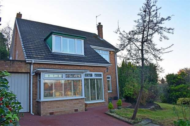 4 Bedrooms Detached House for sale in Westwood Road, Prenton, Merseyside