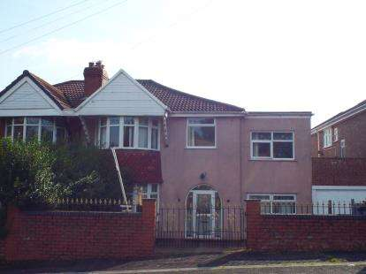 4 Bedrooms Semi Detached House for sale in Middleton Road, Manchester, Greater Manchester