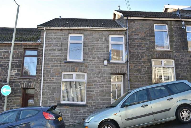 3 Bedrooms Property for sale in Ynysmeurig Road, Abercynon, Rhondda Cynon Taff