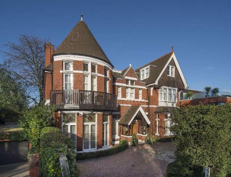 6 Bedrooms House for rent in Elm Walk, Hampstead, NW3